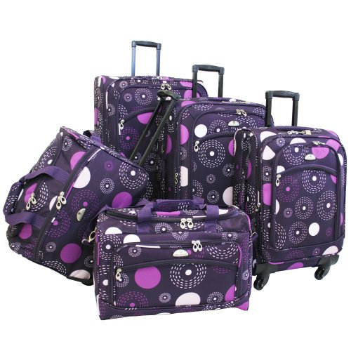 American Flyer Travel/Luggage Case for Travel Essential - Pu