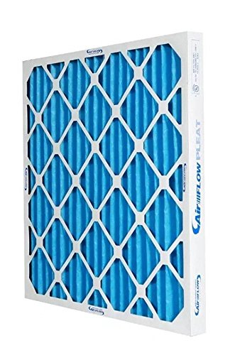 Heating, Cooling MERV 8- 14x20x1 Pleated Furnace Filters A/C (12 pack)