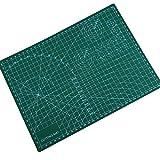 LOCHI Hot Sale 1Pcs 30Cm 22Cm Fashion PVC Rectangle Self Healing Cutting Mat Tool A4 Craft Green Hand Tool