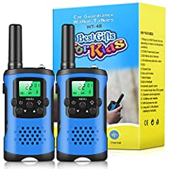 Walkie talkies for kids, the top gifts and toys for boys and girls enter a world of play 'N adventure! Not only is the walkie talkie a popular toy beloved by kids of all ages, It's also a great tool for strengthening teamwork and building you...