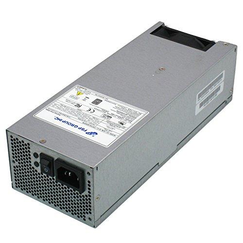 FSP Group 700W PMBus V1.2 ATX Power Supply Single 2U Size 80 Plus Platinum Certified for Rack Mount Case (FSP700-80WEPB)