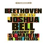joshua bell beethoven symphonies - Beethoven: Symphonies 4 & 7 By Joshua Bell (Performer) (2013-03-18)