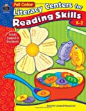 Full-Color Literacy Centers for Reading Skills, Dede Dodds and Traci Clausen, 0743937031