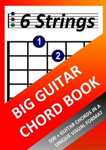 Chord Guitar Big Book - Big Guitar Chord Book
