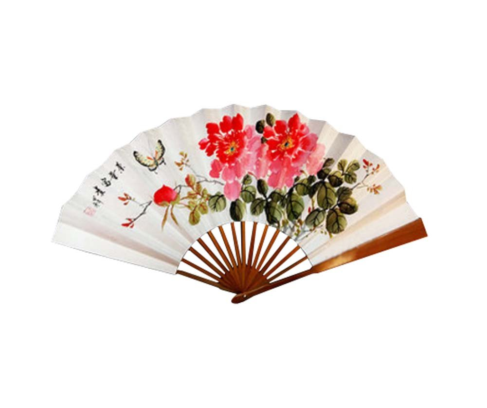Panda Superstore Hand Fans Hand Held Fans Folding Fans Hand Held Fan Chinese Fan Folding Fan
