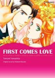 FIRST COMES LOVE (Harlequin comics)