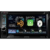 """Kenwood DDX6702S 6.2"""" DVD Receiver with Apple CarPlay, Bluetooth and HD Radio"""