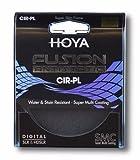 Hoya 82mm Circular Polarizing Filter FUSION Antistatic Super Multi Coating Super Slim Frame