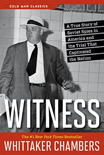Witness (Cold War Classics) by [Chambers, Whittaker]