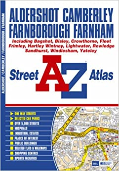 Aldershot Street Atlas
