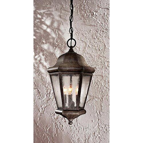 Minka Lavery 1 Light Black Wall Lanterns