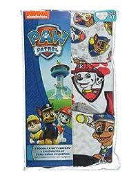 "Paw Patrol Little Boys' Toddler ""Anchor Medley"" 3-Pack Briefs"