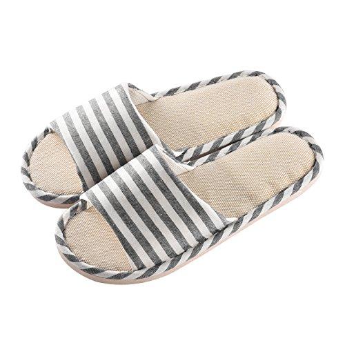 Zapatillas de deporte Nerah Fashion para mujer, Black Stretch Lycra, 10 M US
