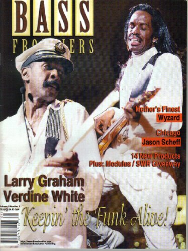 (Bass Frontiers Magazine, Vol. 5, No. 1 (January February, 1998))