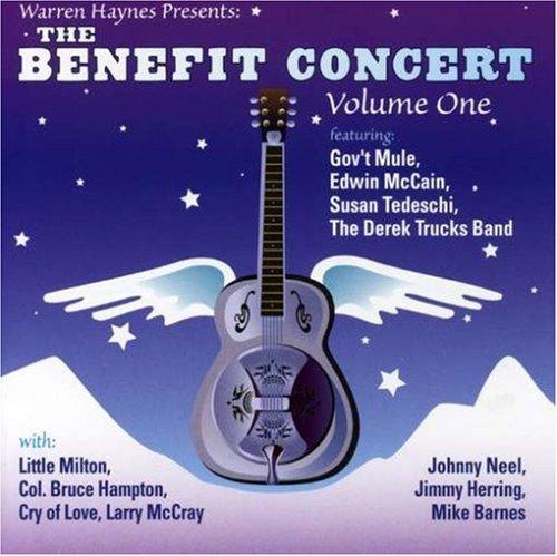 Warren Haynes Presents: The Benefit Concert, Vol.1
