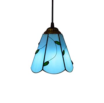 turquoise pendant lighting vintage pendant tiffany style pendant lights european vintage inch stained glass leaves design small lamp