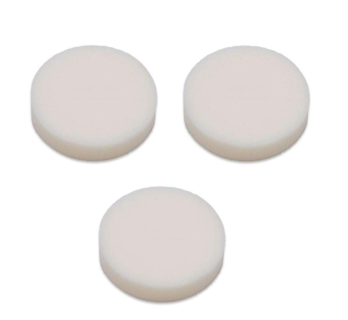 3 Replacement HOOVER Filters for Platinum Stick and Hand Vac Linx