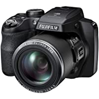 Fujifilm FinePix S9400W 16 MP Digital Camera with 3.0-Inch LCD (Black)