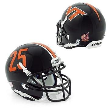 VIRGINIA TECH HOKIES NCAA Schutt XP Full Size REPLICA Football Helmet