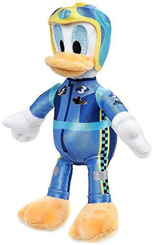 Racer Plush - Disney Junior Mickey and the Roadster Racers - 10