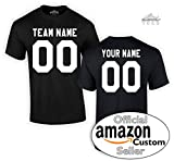 Customized Your Name/Number Personalized Jersey T-Shirt Men/Women Youth/Adult Novelty