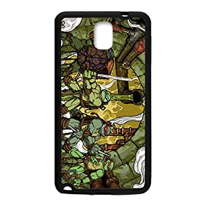 KORSE Teenage Mutant Ninja Turtles Design Pesonalized Creative Phone Case For Samsung Galaxy Note3