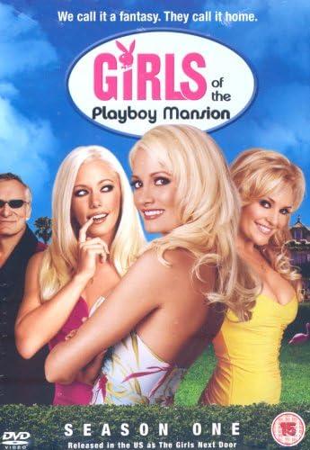 Girls Of The Playboy Mansion Season 1 Dvd Amazon Co Uk Holly