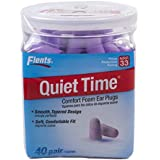 Flents Quiet Time Soft Comfort Ear Plugs NRR 33 (1 - 40 Count)