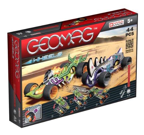 Geomag Wild Wheels Race Set