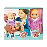 Baby Alive Story Time Rocking Doll & Chair Set, Caucasian