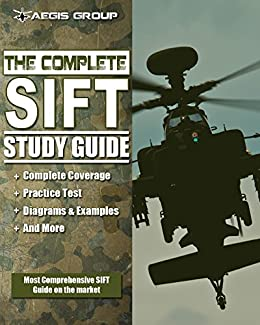 Amazon the complete sift study guide sift practice tests and the complete sift study guide sift practice tests and preparation guide for the sift exam fandeluxe Image collections