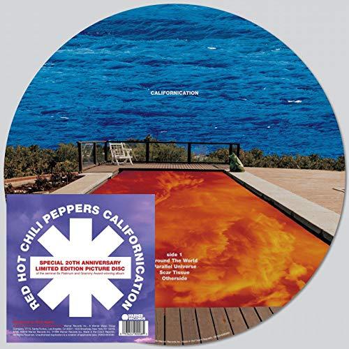 Californication Disco Vinil Chili Peppers