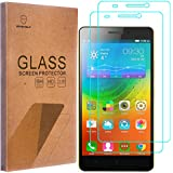 [2-PACK]-Mr Shield For Lenovo K3 Note (K50-T5) / A7000 [Tempered Glass] Screen Protector with Lifetime Replacement Warranty