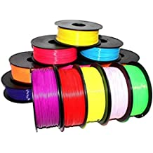 20Pack Filament 3D Printer 1.75mm, Gotd 32ft Bright Filament ABS Modeling Stereoscopic 3D Printing /Drawing Pen, 3D Printer and more, 32FT,