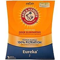 Arm & Hammer Premium Allergen Eureka J Vacuum Bag 3-pack
