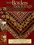 img - for Beautiful Borders, Backings and Bindings: A Quilters Guide to Fabulous Finishing Techniques by Jill Reber (2005-03-04) book / textbook / text book