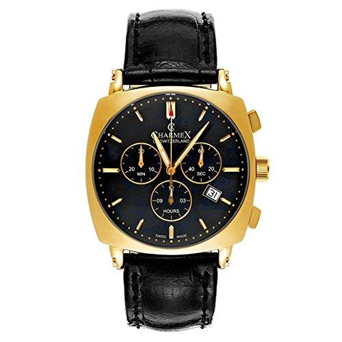 Charmex Vintage Men's Quartz Watch 2421