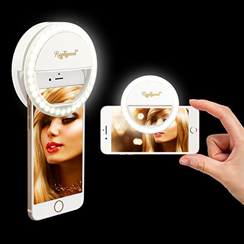 Selfie Light Rechargeable Selfie Ring Light For Iphone