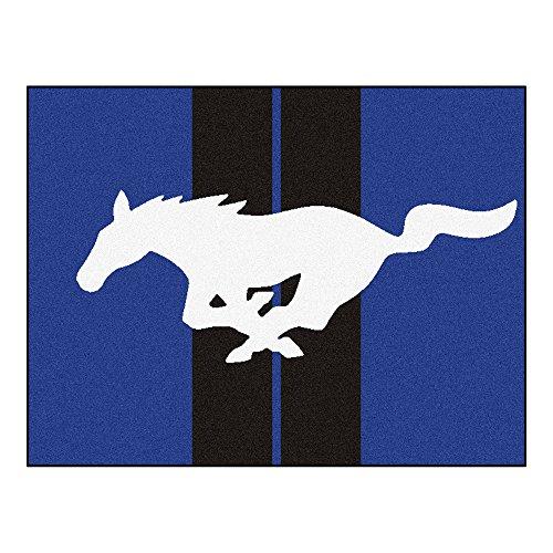 (NASCAR Ford - Mustang Horse All-Star Mat, 34