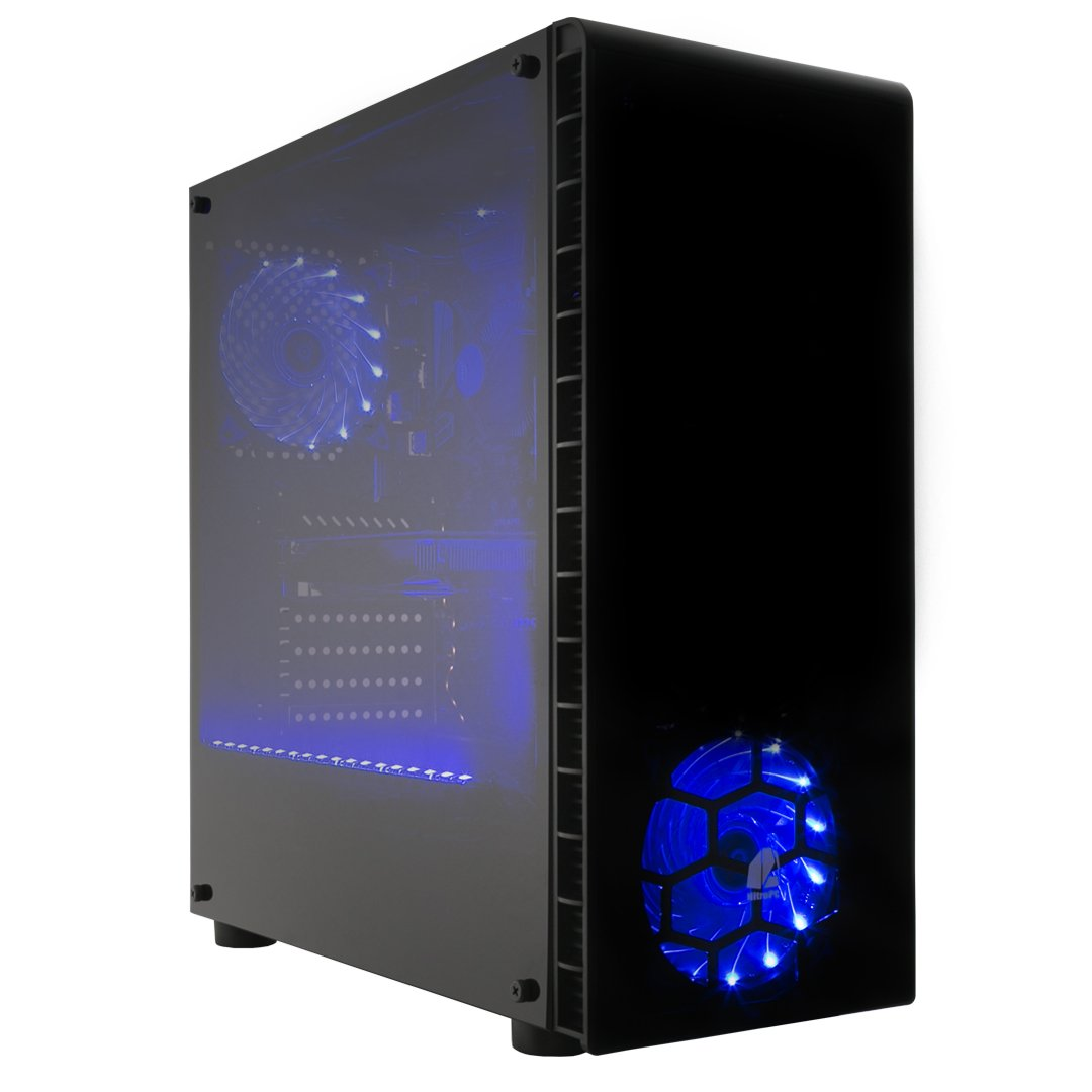 NITROPC - PC Gamer Z Mod *Rebajas DE Abril* (i7, RTX2060 6GB, SSD 240, 2TB, 32GB + Windows 10) +...