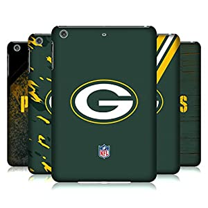 Official NFL Green Bay Packers Logo Hard Back Case for Apple iPad mini 1 / 2 / 3