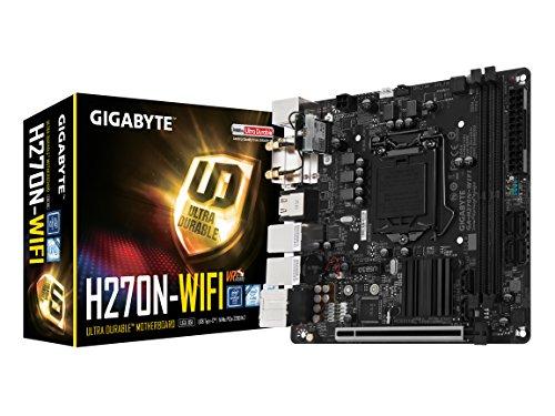 GIGABYTE GA-H270N-WIFI LGA1151 Intel Mini ITX DDR4 Motherboard