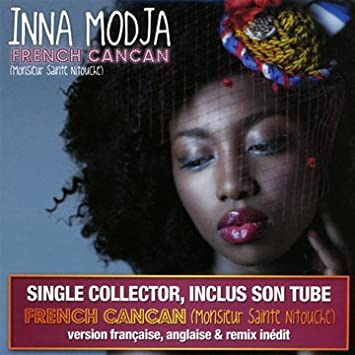 inna modja french cancan