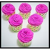 Cupcake Deluxe Bath Bombs