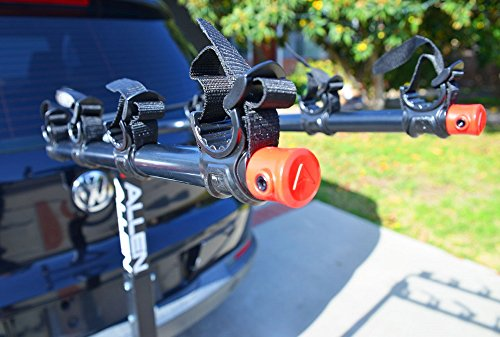 Allen Sports Deluxe Locking Quick Release 4-Bike Carrier for 2'' Hitch by Allen Sports (Image #3)