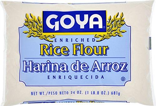 Goya Foods Rice Flour, 24 Ounce (Pack of 12) by Goya