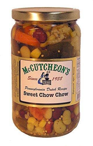 - McCutcheon`s Pennsylvania Dutch Chow Chow