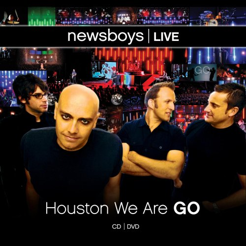 Newsboys Live: Houston We Are Go (CD+DVD) by Capitol Christian Distribution