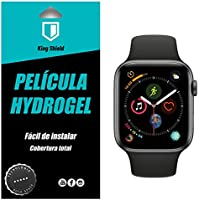 Película Apple Watch 4 44MM KingShield Hydrogel Cobertura Total (4X Unid Tela)