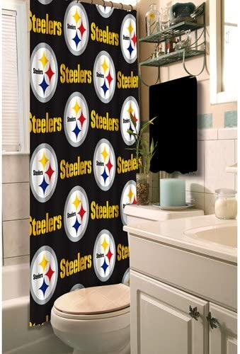 The Northwest Company Officially Licensed NFL Shower Curtain